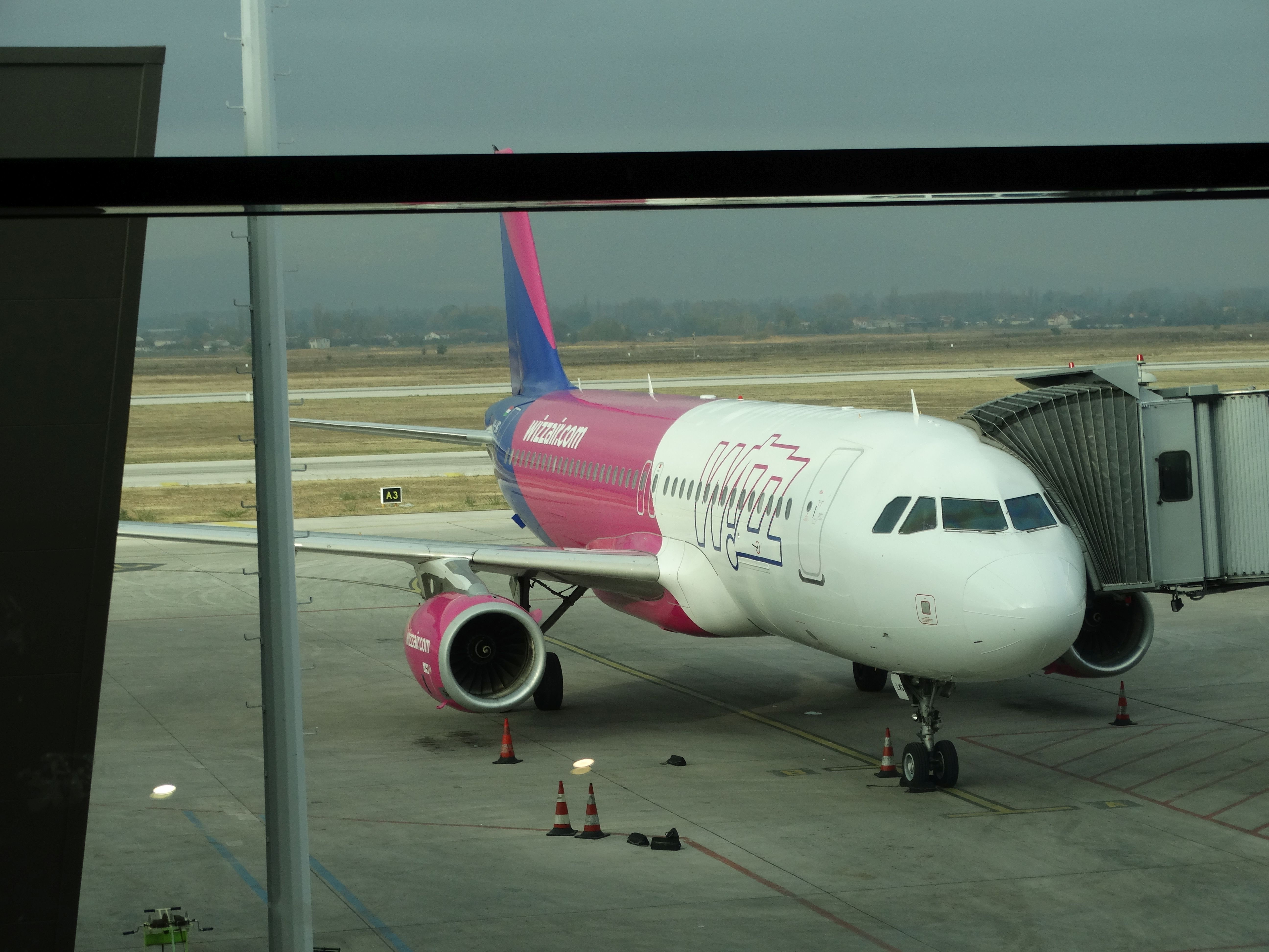 Funet Aviation Photography Archive Wizzair